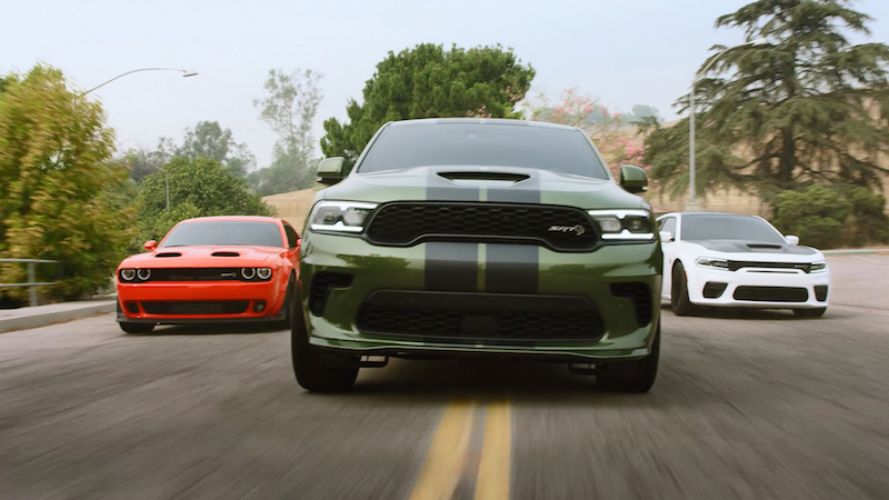 DODGE PRESENTA EL VIDEO 'FAMILY MOTTO'