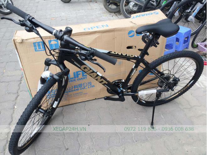 Xe đạp thể thao Giant chính hãng, giảm giá cực sâu, bảo hành 5 năm - 11