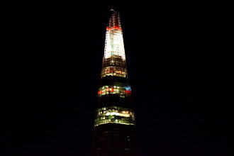 Photo: Top of the SHARD