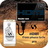 hdmi from phone to tv pro