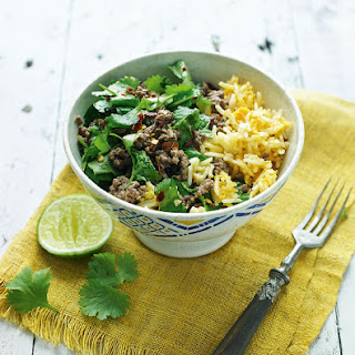 Thai Beef Fried Rice Recipes.