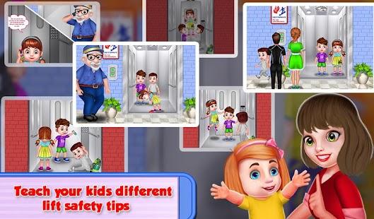 Child Lift Safety - náhled