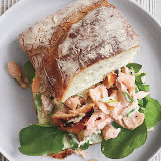 Salmon Salad Sandwich Recipes.