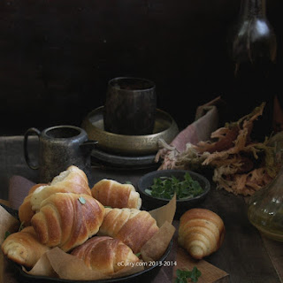 Garlic and Herb Crescent Rolls Recipe