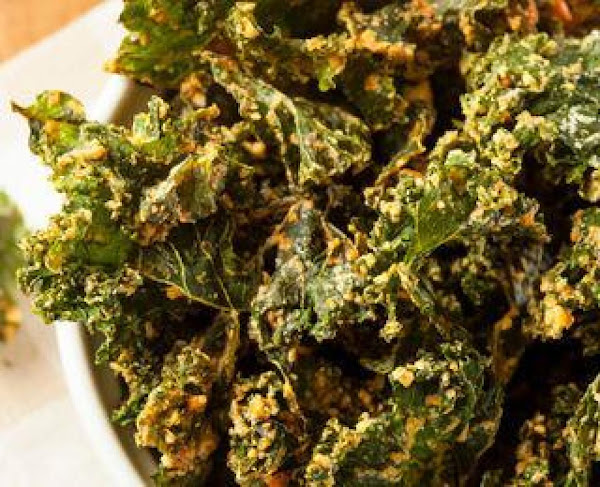 Kale Chips With Lemon Pepper Seasoning Recipe