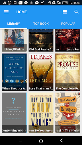 Christian e-Library