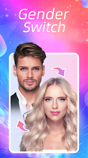 Magic Face:face aging, young camera, fantastic app - náhled
