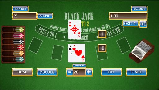 Super Blackjack 21 Saga