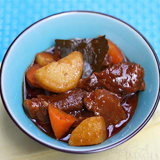 Beef Mechado/Filipino Beef Stew