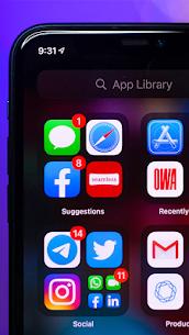 iLauncher – iOS 14 Launcher PRO 3