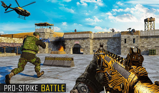 Counter Terrorist FPS Shooter : New Sniper Games android2mod screenshots 18