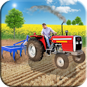 Tractor Drive 3D : Offroad Sim Farming Game icon