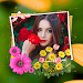Flowers Photo Editor, Frames, Effects & Filters icon