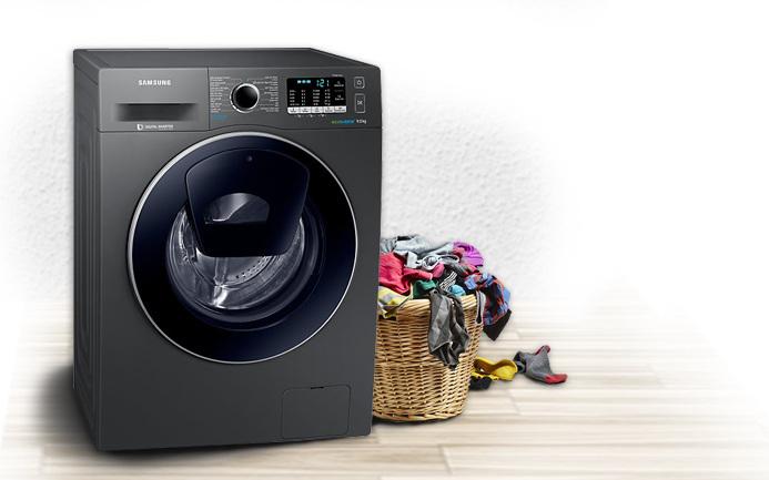 Chọn mua máy giặt sao cho phù hợp với nhu cầu của gia đình
