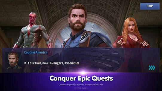 MARVEL Future Fight 3.3.0 (Unlimited Gold/Crystal/Energy) Mod Apk 3