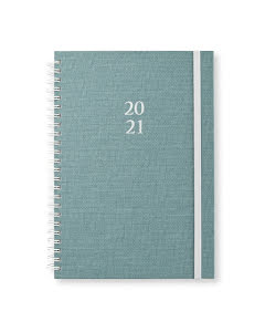 Kalender 2020-21 Newport vecka/notes Beach Green