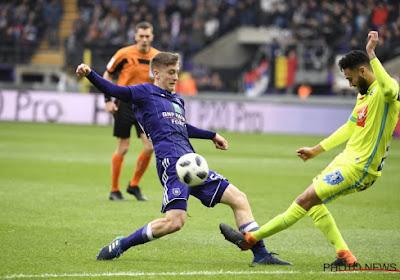 """Saief et Gerkens séduits par Saelemaekers: """"Il a montré qu'il étaitcapable de jouer à Anderlecht"""""""