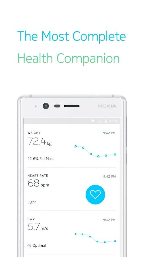 Nokia Health Mate