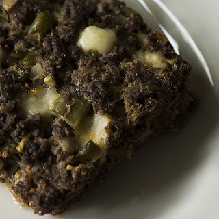 Cheesesteak Meatloaf