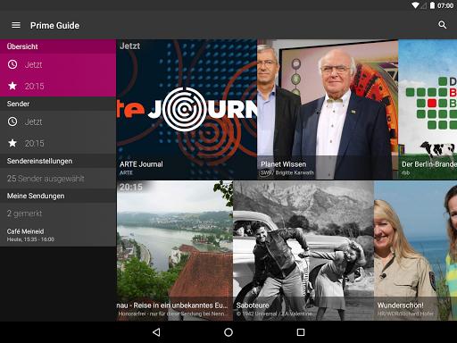 Prime Guide TV Programm 2.12.2 screenshots 9