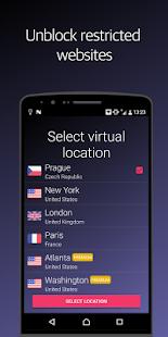 21VPN - Unlimited & Free VPN - náhled