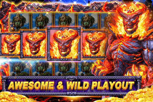 Slot Machines - Slots Aweu2122 Free Vegas Casino Pokie 1.33.0 screenshots 4