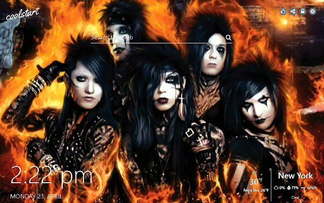 Black Veil Brides Hd Wallpapers Rock Theme Chrome Web Store