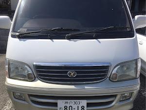 ハイエースワゴン RZH101Gのカスタム事例画像 ばたやん英六さんの2020年03月29日15:29の投稿