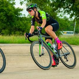 cyclocross by Bert Templeton - Sports & Fitness Cycling ( cyclist, racing, race, cyclocross, cycling, texas, bike )
