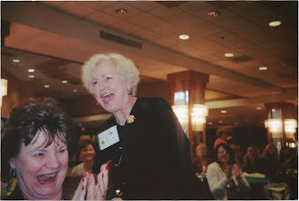 Photo: Nancy McBryde and Ann Barr