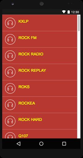 Rock Radio - Free Music Player 1.9 screenshots 2