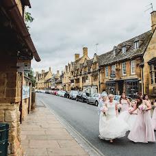 Wedding photographer Mark Wallis (wallis). Photo of 17.07.2018