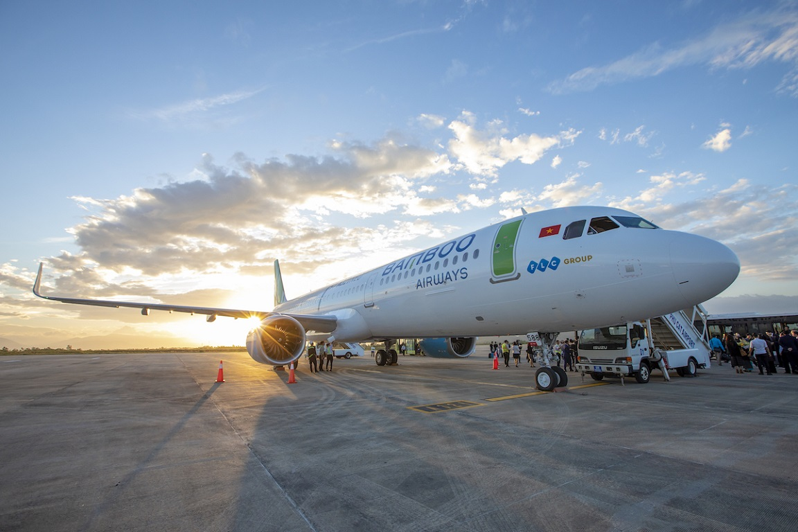 Tại sao bạn nên đặt mua vé máy bay Bamboo Airways tại Bestprice