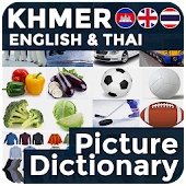 Picture Dictionary KH-EN-TH