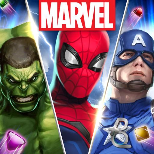Baixar MARVEL Puzzle Quest: Venha lutar com super-heróis! para Android