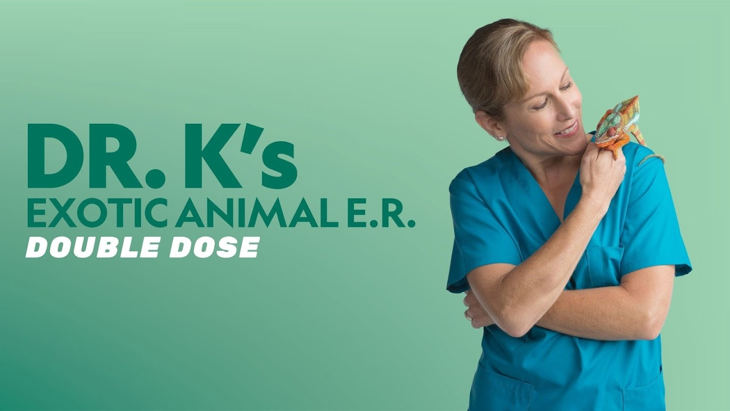 Dr. K's Exotic Animal ER: Double Dose