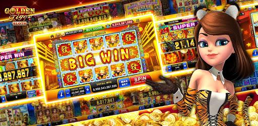 online casino slots at golden tiger
