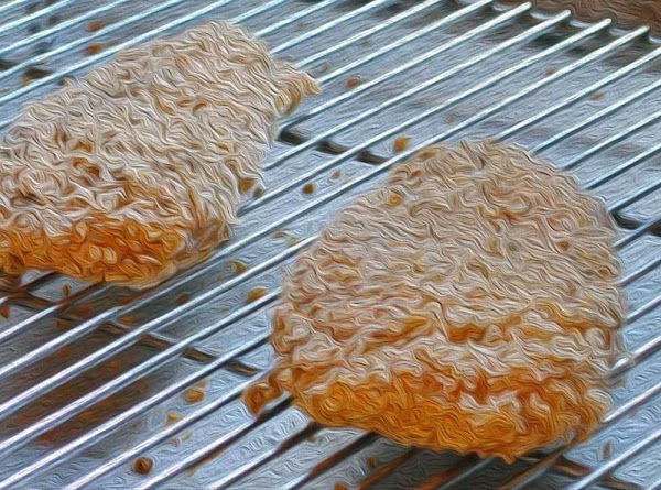 Finally, dredge the chicken breasts through the panko mixture, and allow to sit for...