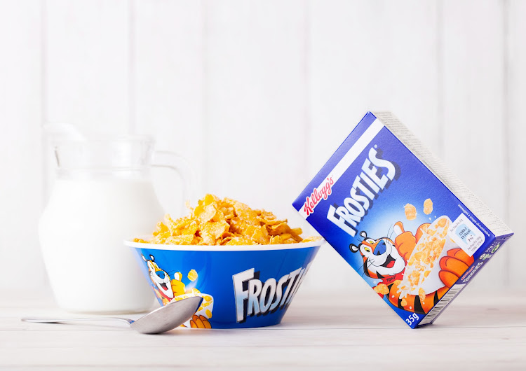 Kellogg's Frosties have been around since 1952, when the cereal was first introduced in the US.