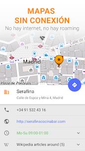OsmAnd+ Mapas y Navegación 1