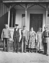 Photo: Dammen. familjen Fahlgren