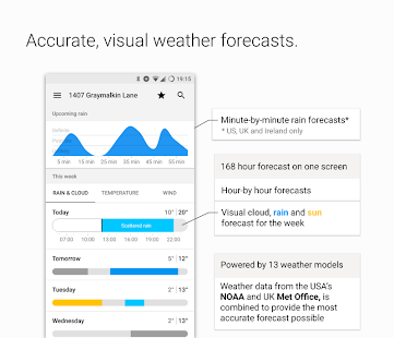 Forecaster- screenshot thumbnail