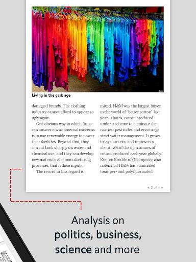 The Economist screenshot 18