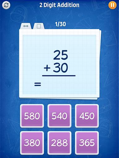 Math Games - Addition, Subtraction, Multiplication 0.0.5 screenshots 16