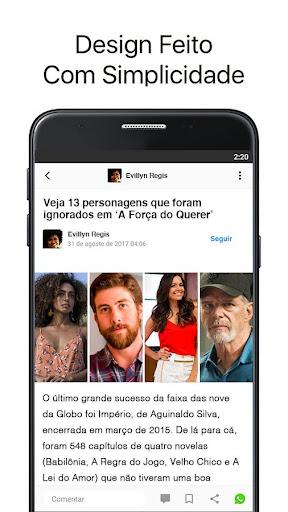 Topbuzz: Notu00edcias do Dia, Vu00eddeos Engrau00e7ados, Gifs  screenshots 3