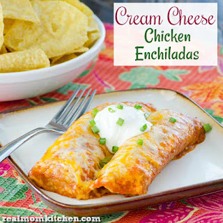 Cream Cheese Chicken Enchiladas Sour Cream Recipes.