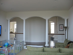 Photo: (Before) Youg's Gallery archways Warminster, PA