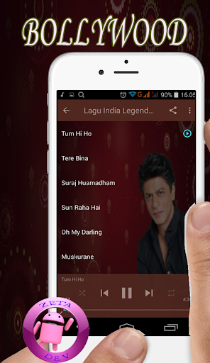 Lagu India Legend Terlengkap Offline 2018 screenshot 6