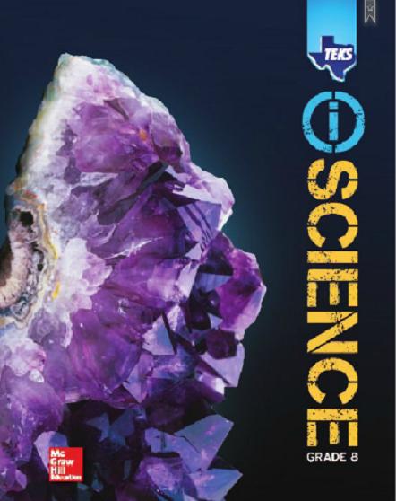 Textbook Link Mrs Filary Loop 8th Grade Science