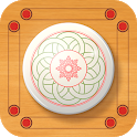Carrom - play and compete online icon